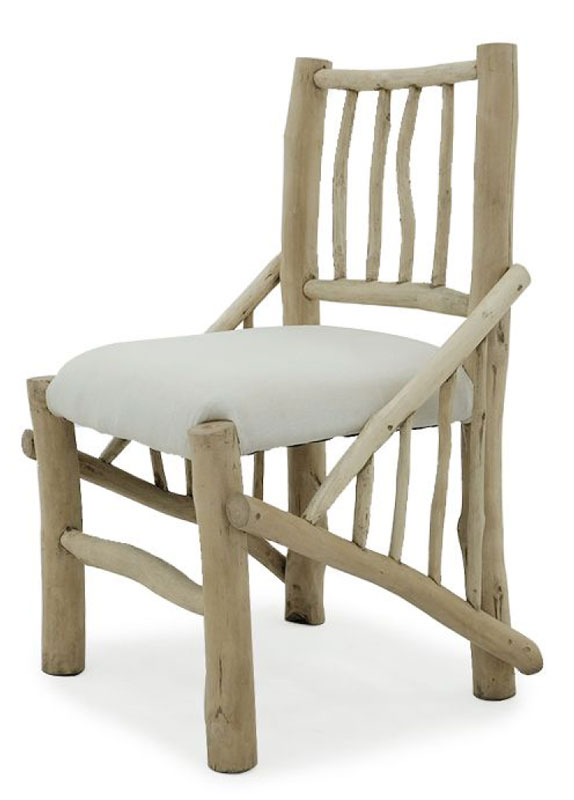 Rafi Chair Teak Branch Furniture